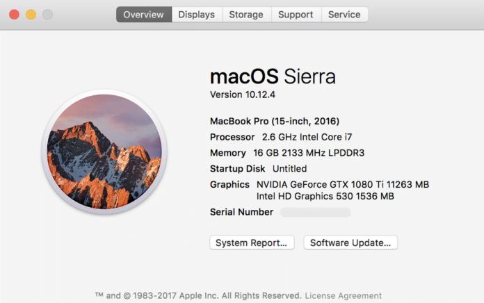 Sådan opdaterer du drivers på din MacBook