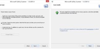 Hold din laptop virusfri med Microsoft Safety Scanner