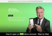 Anmeldelse af eToro app'en