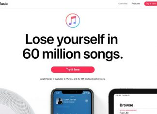 Optag musik fra Apple Music